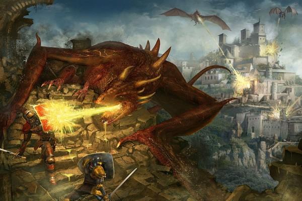 Drakensang-Online-drakon