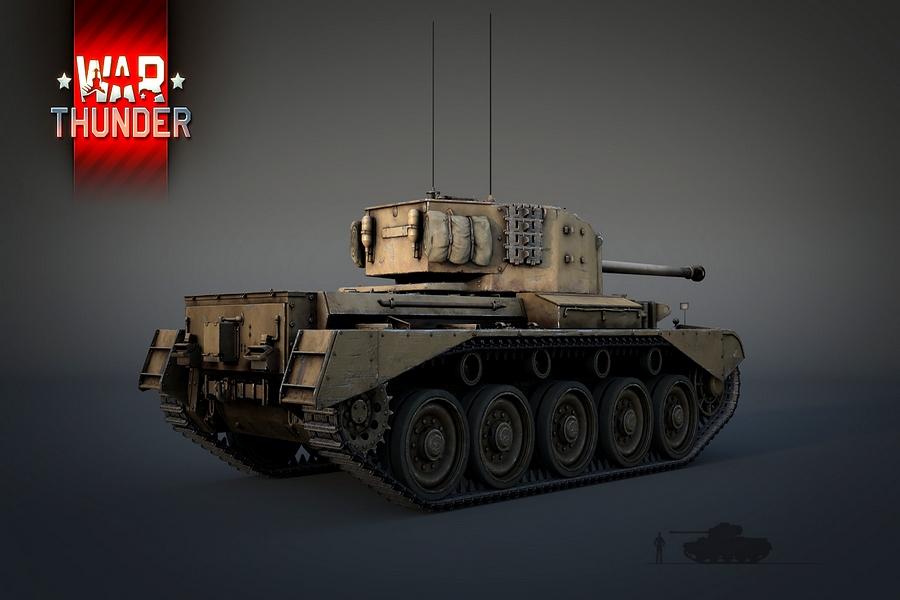 британские танки в war thunder