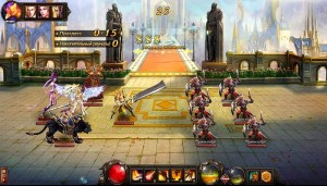 классы персонажей в dragon knight online