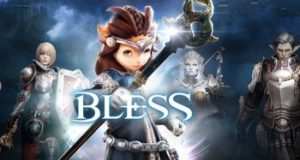 обзор bless online