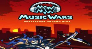 Music Wars обзор игры