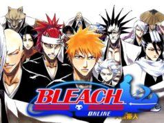 Bleach Online обзор игры