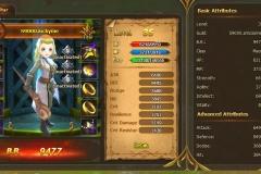 Clash of Avatars-выбор персонажа