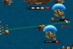 атака корабля