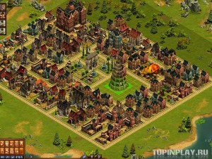 город в forge of empires