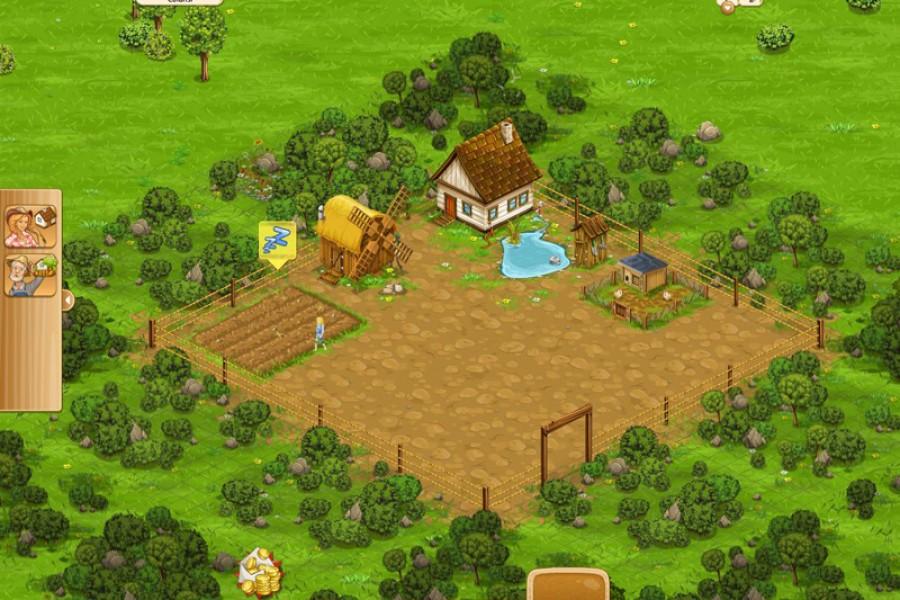 как играть в big farm