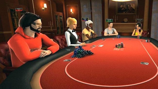 Роял Флэш Покер столы