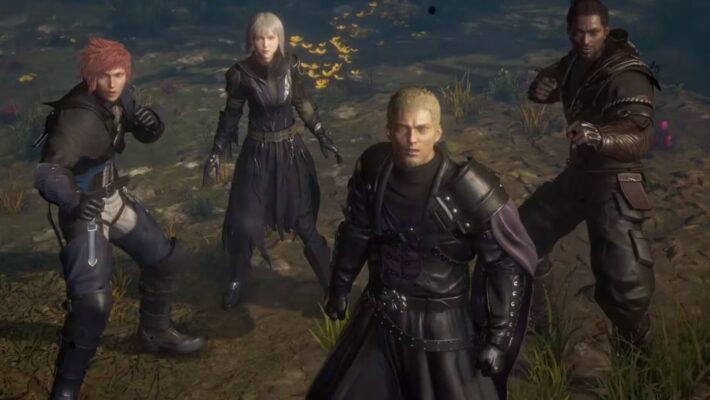 Трейлер Final Fantasy Origin